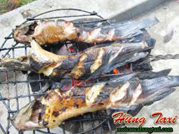 cá trê nướng món ngon gia đình