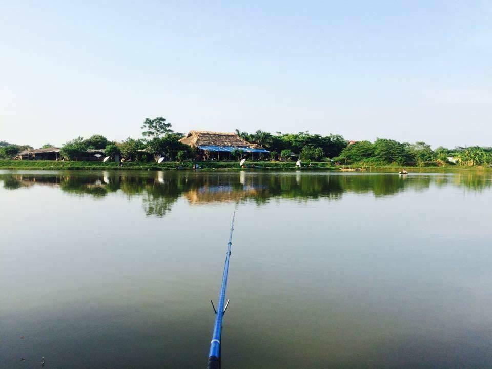 giải thi câu ở hồ câu sông quê
