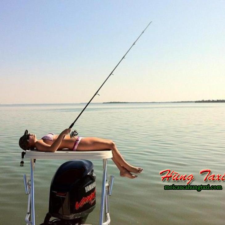 Thú vui câu cá giải trí