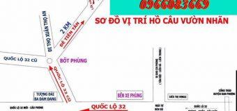 Hồ câu Đầm Giếng ( Đầm Nhãn) Đan Phượng Hà Nội