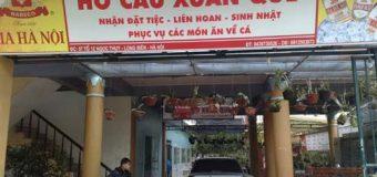 Hồ câu Xuân Quế – Long Biên Hà Nội